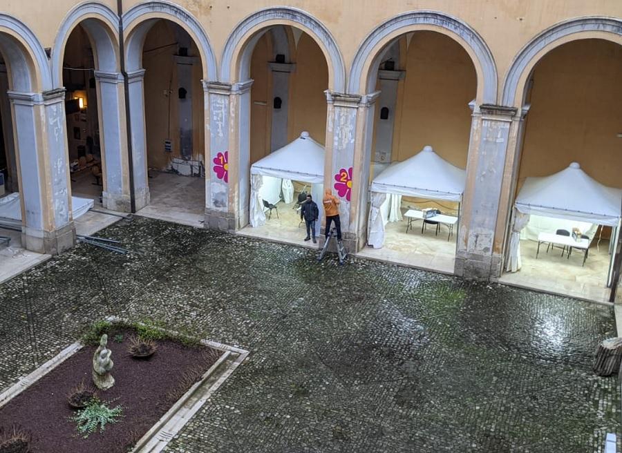 Benevento: Per gli Universitari la Campagna Vaccinale parte domani 10 Marzo a Palazzo San Domenico