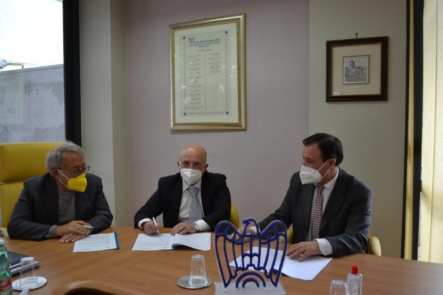 Rinnovato accordo Confindustria Benevento – FIAIP