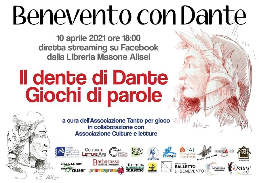 """Ritornano gli appuntamenti di """"Benevento con Dante"""""""