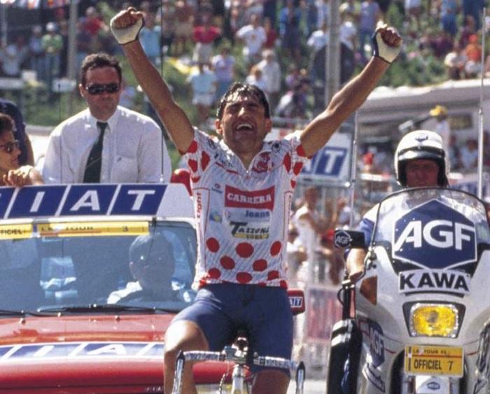 """A Guardia Sanframondi anche Claudio Chiappucci al convegno dal tema: """"Il racconto del ciclismo, uomini-storie-passioni"""""""