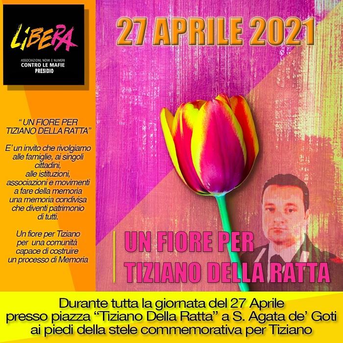 Anniversario 27 aprile di Delcogliano, Iermano e Della Ratta. Libera lancia due iniziative