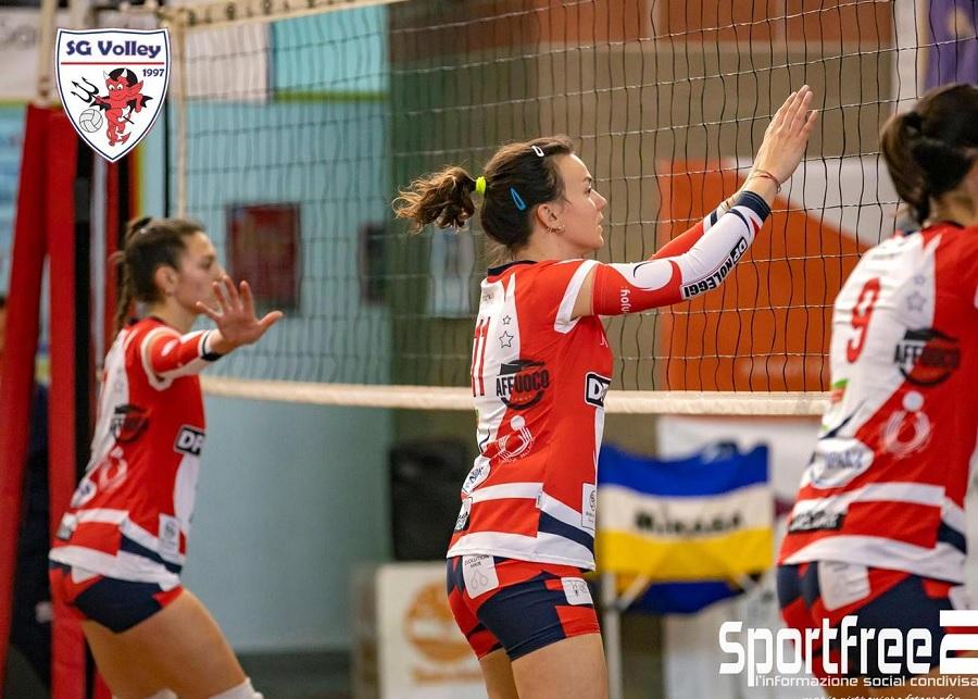 DP Noleggi SG Volley, ancora una vittoria!