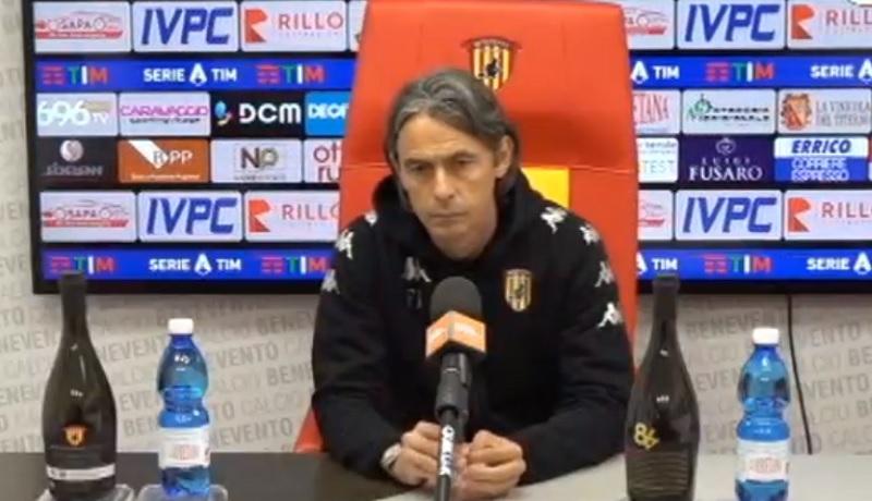 """Inzaghi : """" Il Sassuolo ha ben 4 nazionali ed è una squadra fortissima"""". I convocati del mister."""
