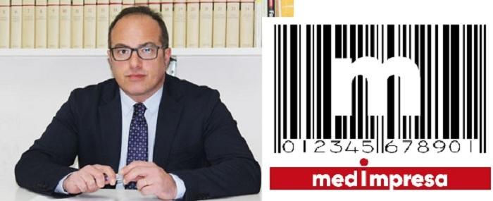 """Imprese e Ristori. Schipani (Medimpresa-Acai) : """"Istituire un tavolo istituzionale con tutta la deputazione sannita"""""""