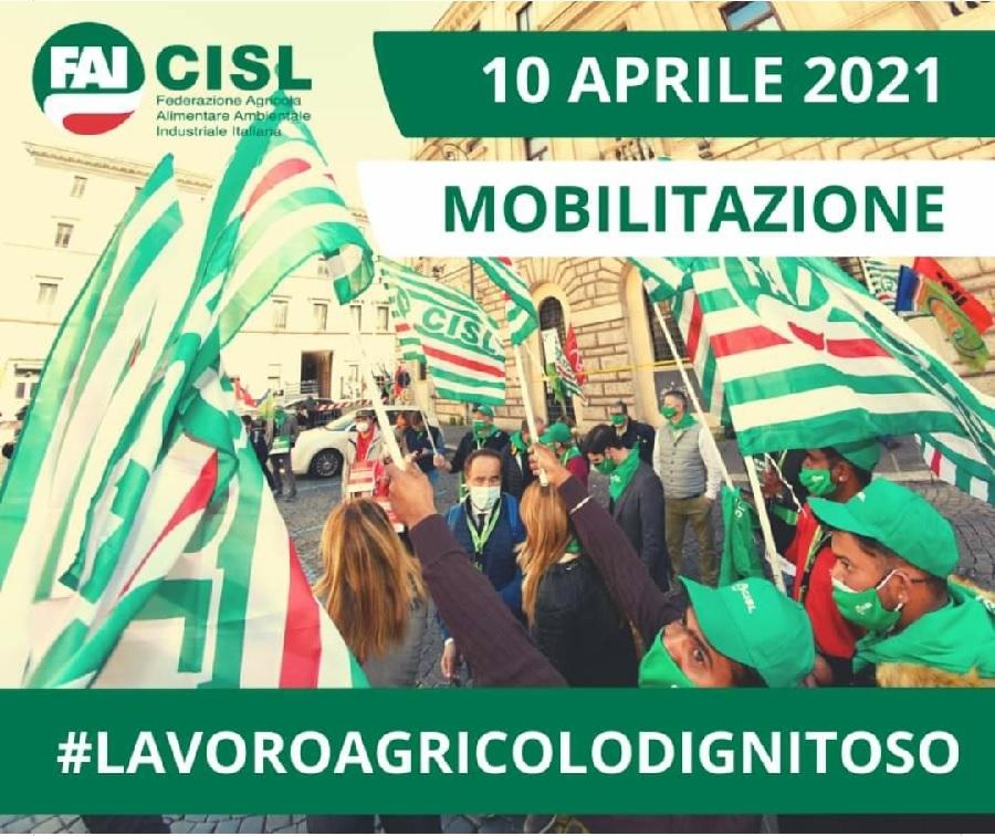 Lavoratori Agricoli zero sostegni e zero diritti: sit in il 10 Aprile area antistante la Prefettura