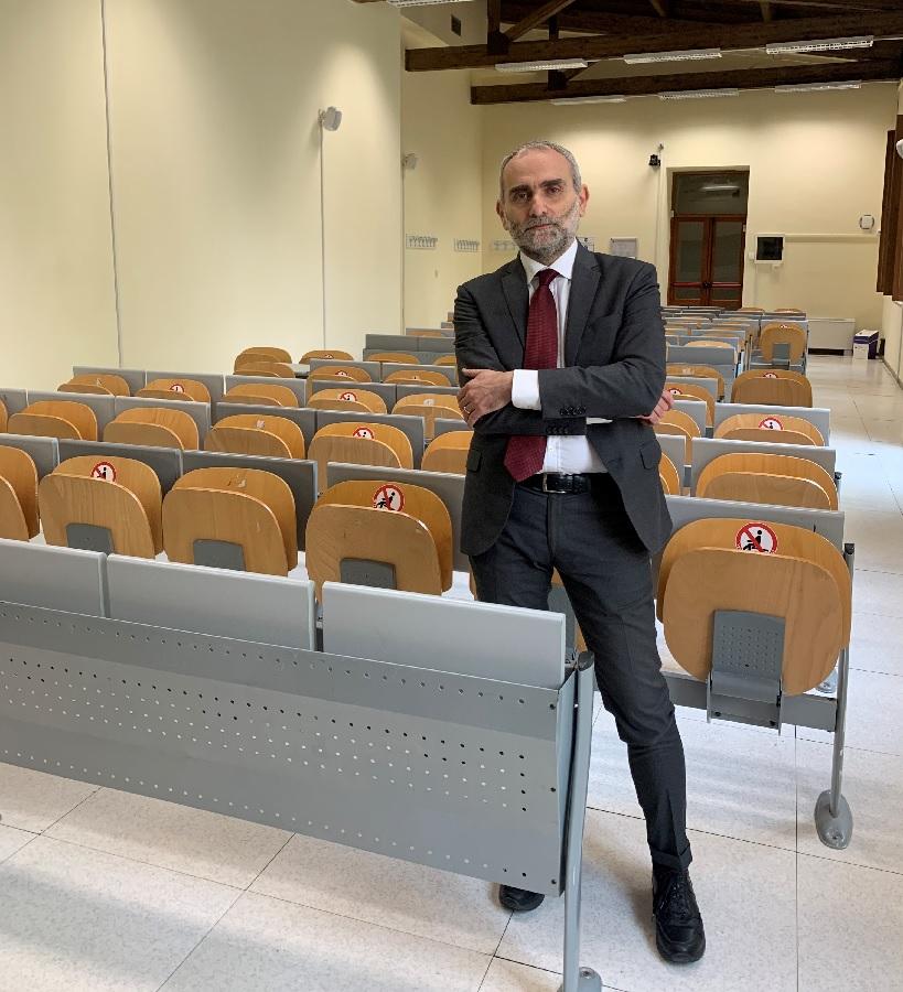 Nicola Fontana è il nuovo Direttore del Dipartimento di Ingegneria