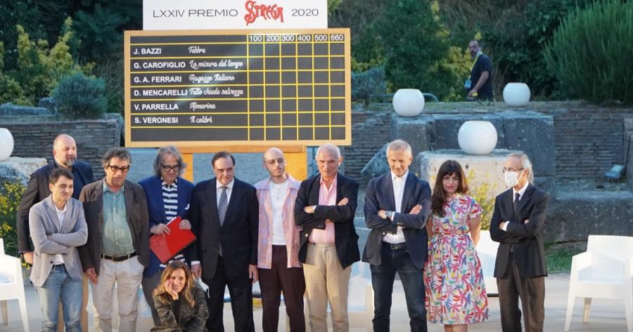 Premio Strega: per la prima volta la Cinquina Finalista sarà proclamata a Benevento
