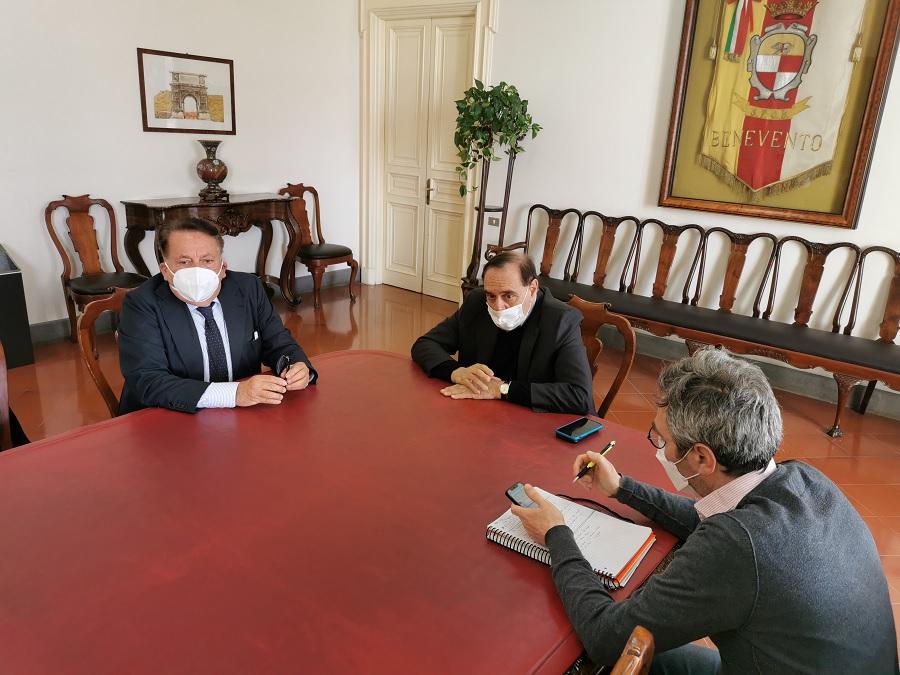 Benevento:Condotta Torano  Biferno, entro maggio la portata sarà aumentata  250 litri/secondo