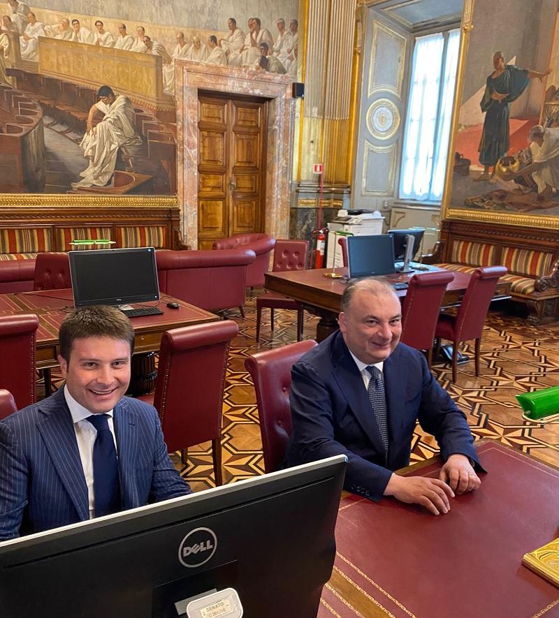 """Riaperture,Rubano:""""A Roma da vertici FI per documento commercianti Valle Telesina"""""""