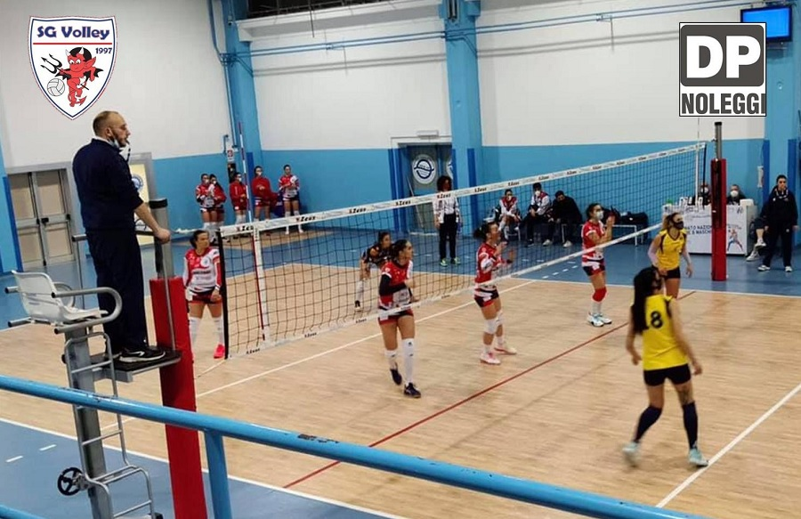 Settimo sigillo per la DP Noleggi SG Volley: battuta la VB 70 Pomigliano