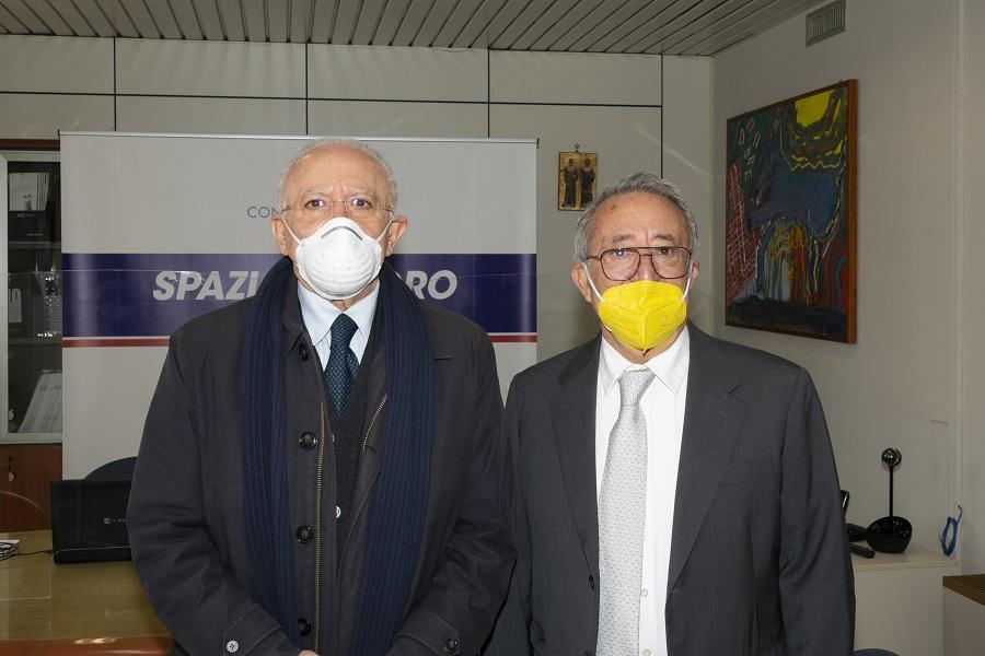La rete Spazio Lavoro arriva a Benevento. Il Presidente De Luca inaugura lo sportello attivo in Confindustria