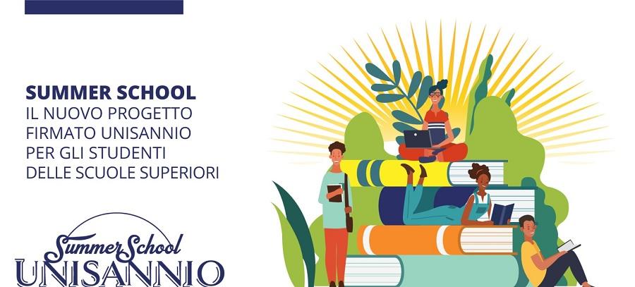 Al via il 1° Summer School Unisannio dal 13 al 15 Luglio 2021