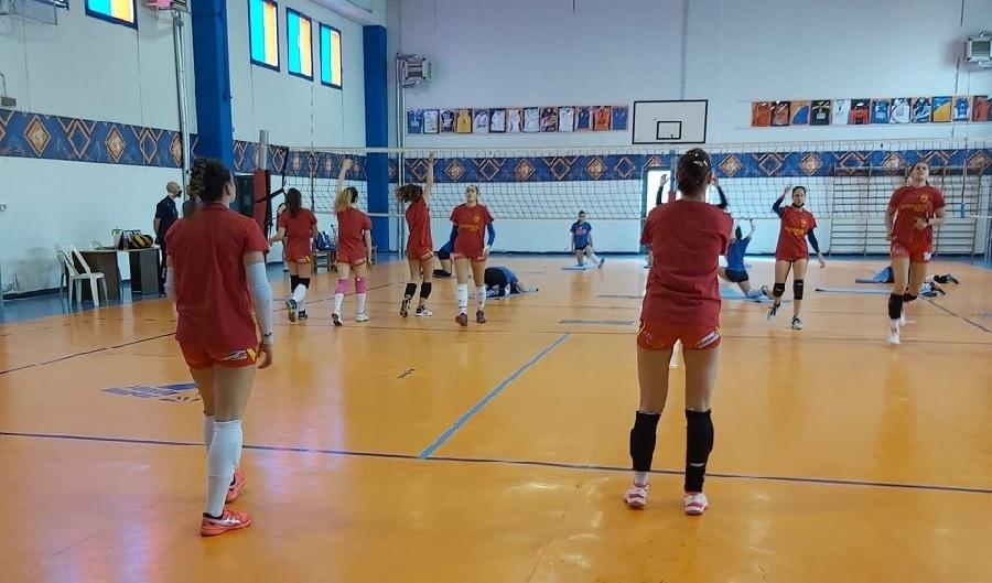 Accademia Volley sconfitta e sfortunata con Oplonti