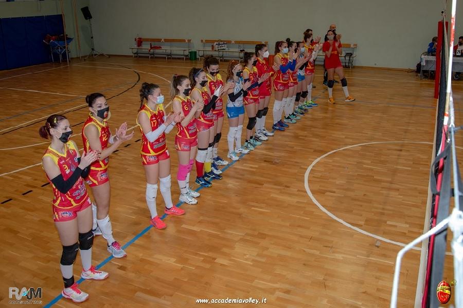 Accademia Volley, sabato scatta la Seconda Fase