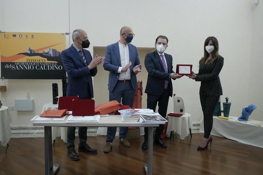 """Conclusa laV Edizione del """"Premio Internazionale Assteas: """"La natura e l'ambiente"""""""