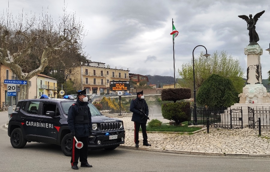 San Giorgio La Molara. Carabinieri denunciano un bergamasco per truffe on-line