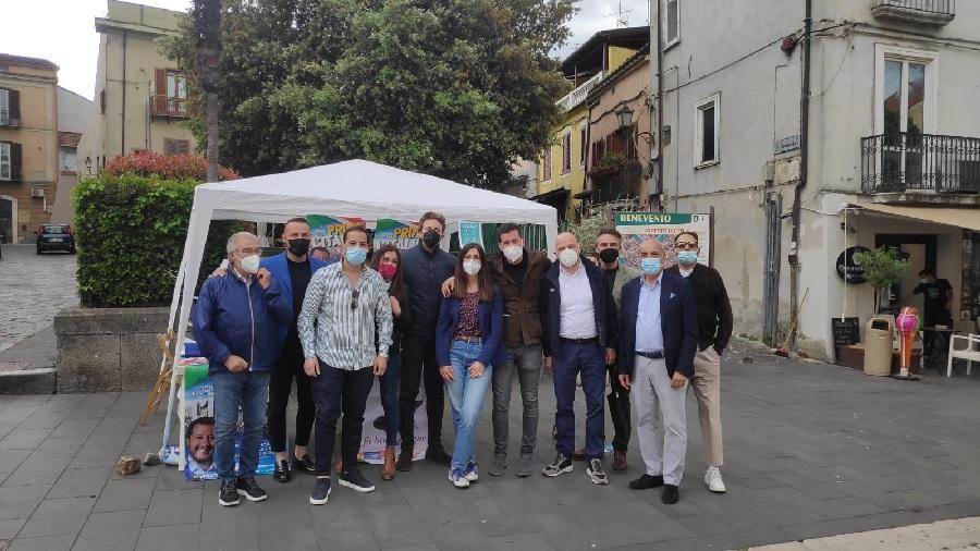 Amministrative 2021. Il centrodestra a Benevento lunedì scioglierà il nodo sul nome del candidato a sindaco