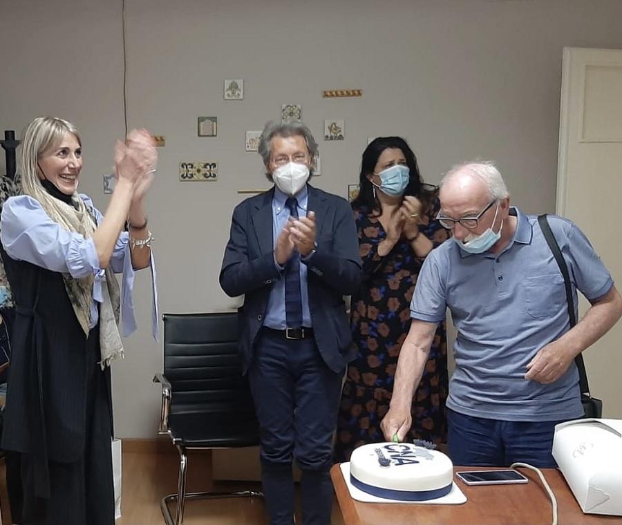 CNA Pensionati Benevento: Giulio De Cunto alla guida