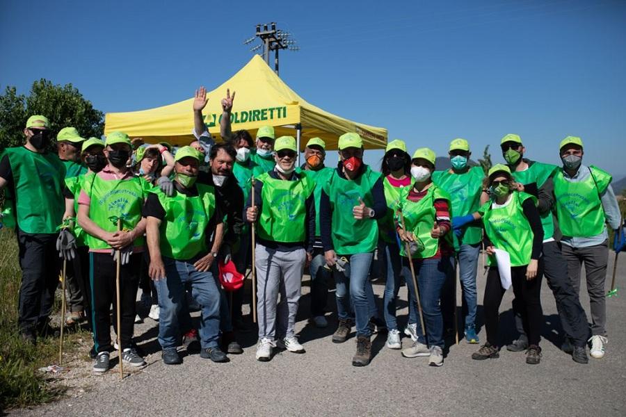 Al circolo viticoltori di Guardia Sanframondi, molta soddisfazione per la riuscita del I° ecotrekking