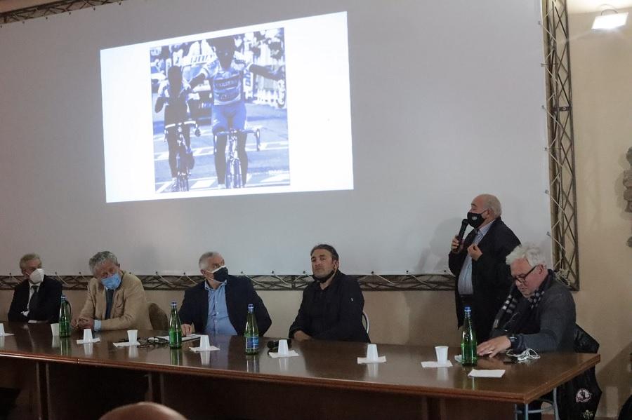 Guardia Sanframondi: Con Claudio Chiappucci rivive il ciclismo che ha segnato un'epoca