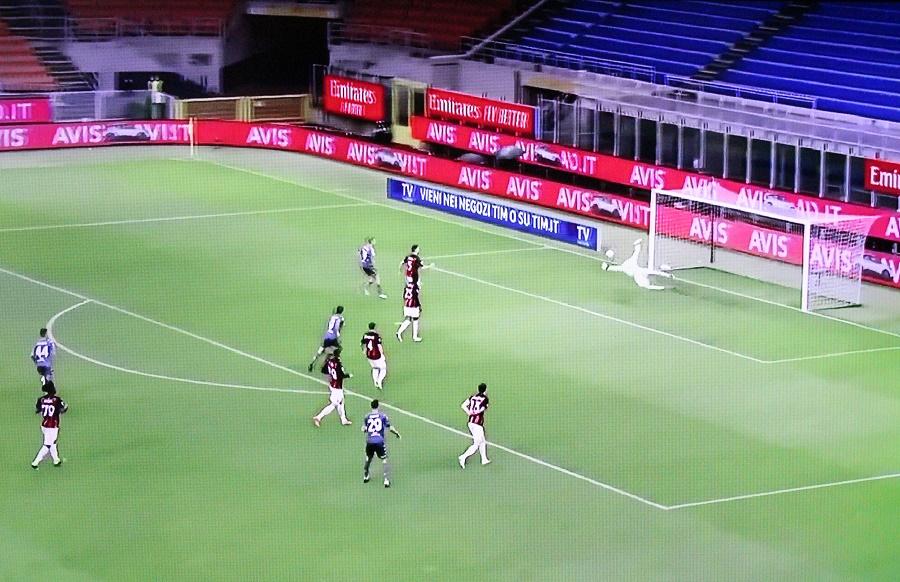 Benevento sconfitto dal Milan, con il Cagliari gara da ultima spiaggia