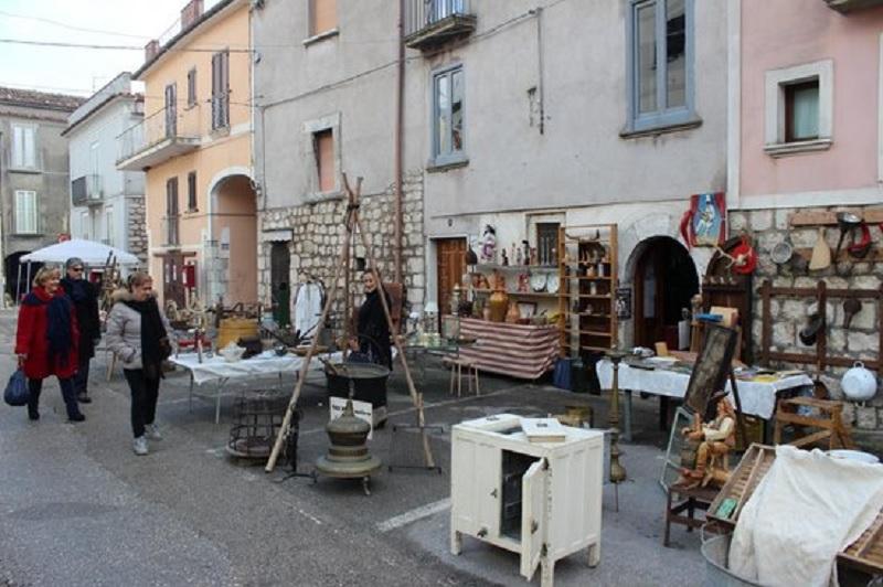 """San Lorenzello,""""Mercantico"""" anche domani domenica 13 Giugno"""