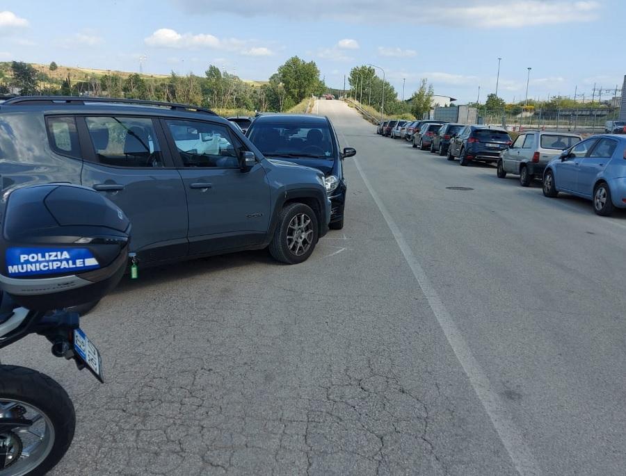 Scontro frontale nella zona di Ponte Valentino.Un 46enne di Benevento finisce in ospedale