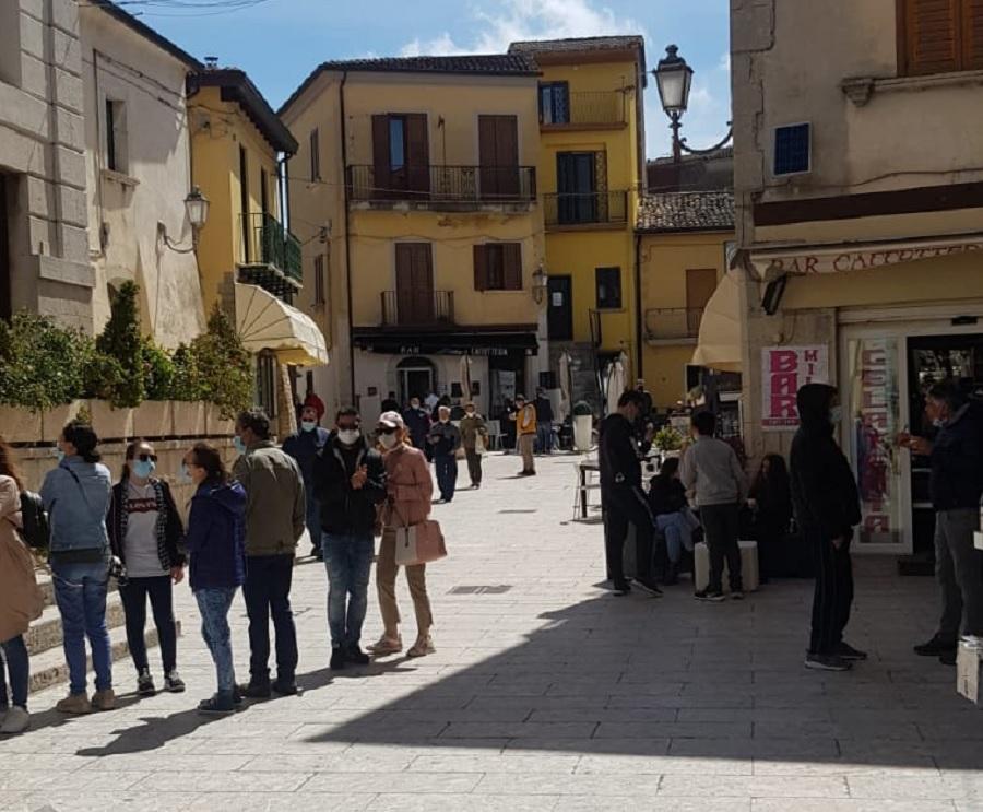 Pietrelcina, sabato e domenica: il ritorno dei turisti