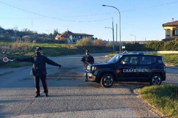 Val Fortore,Controlli dei carabinieri sulle strade nel week end: sequestri e ritiri di patente