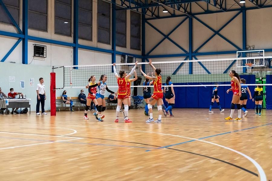 Accademia Volley, primato al sicuro