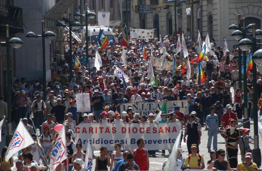 """Acli, inizio dei lavori di riqualificazione del """"Cammino della pace"""" Benevento-Pietrelcina"""" per un ammontare pari ad 1 milione e 827mila euro"""