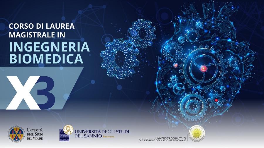 Università del Sannio: al via Ingegneria Biomedica.Tre atenei insieme in un modello di cooperazione integrata