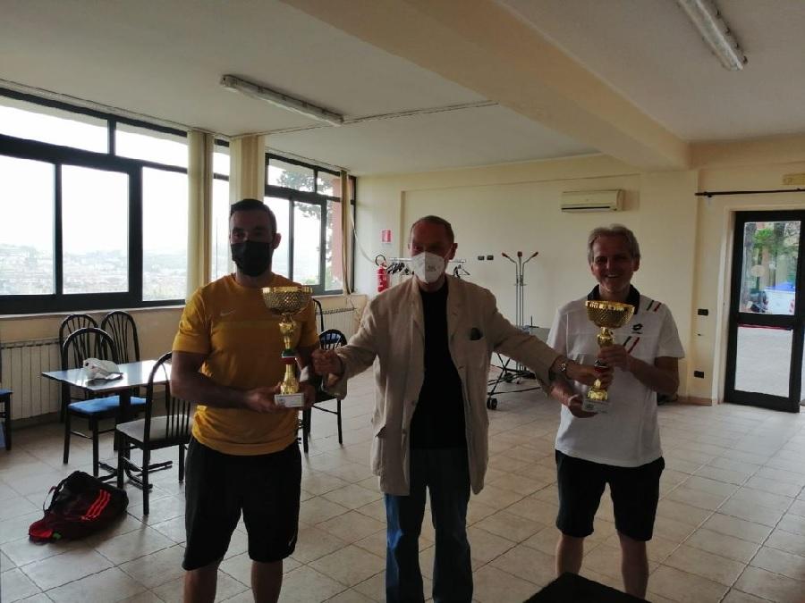 Si è conclusa la seconda tappa del Campionato Nazionale di PadelFITPRA 2021 di doppio maschile