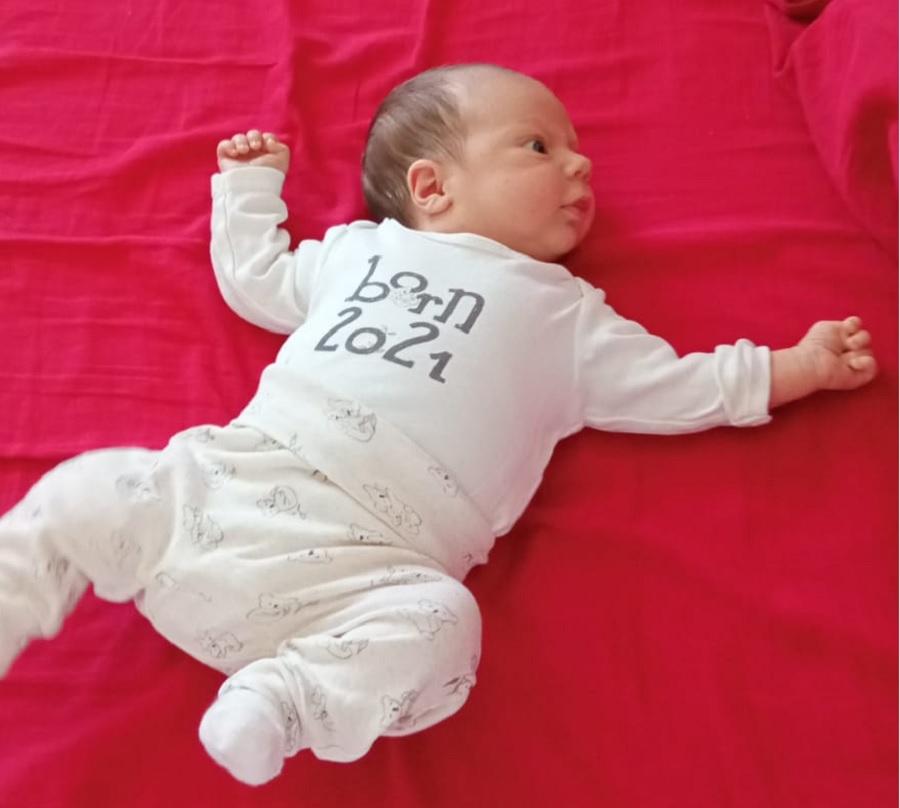 Auguri al piccolo Lorenzo Lagozino per il primo mese di vita