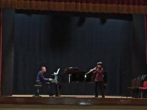 Accademia Progetto Musica, l'oboista Ruggiero ancora primo assoluto.