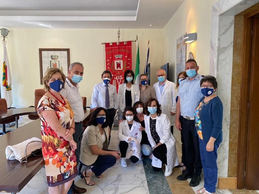 Successo per l'Open Day delle vaccinazioni a Castelvenere