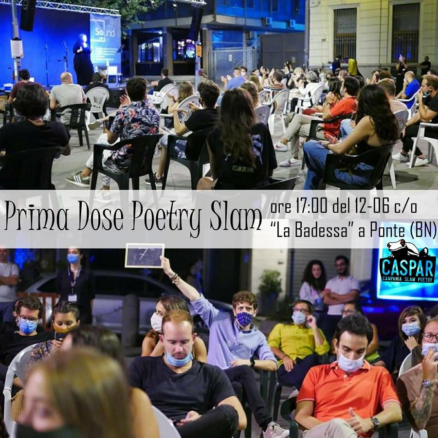 Sabato 12 il Poetry Slam torna dal vivo a Ponte