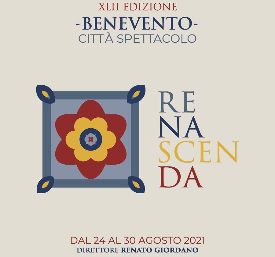 """XLII Edizione del Festival """"Benevento Città Spettacolo"""". Martedì 27 Luglio conferenza stampa di presentazione"""