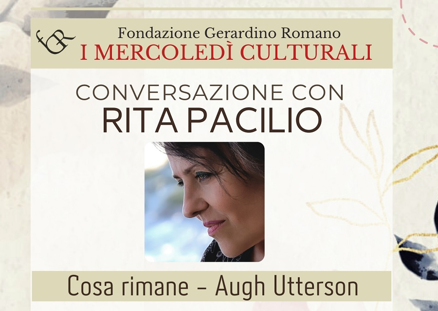 La Fondazione Gerardino Romano il 30 Giugno ospita la poetessa e scrittrice sannita Rita Pacilio