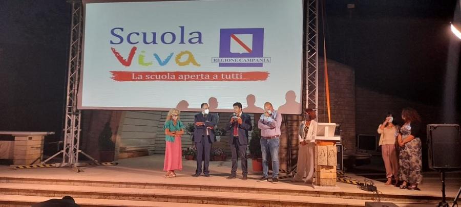 Si chiude il progetto Scuola Viva dell' IC Vanvitelli di Airola.