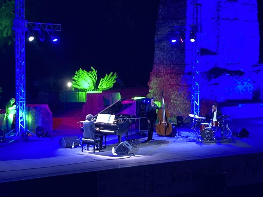 'Sannio Music Fest#21': buona la prima ora tocca a Tosca