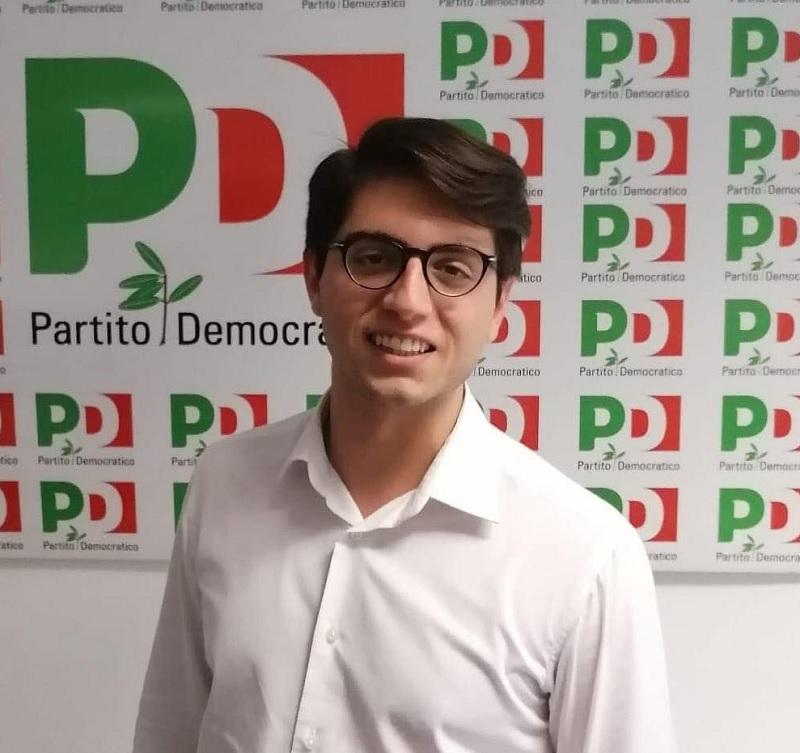 Elezioni Comunali,Stefano Orlacchio nella lista del Partito Democratico con Luigi Diego Perifano