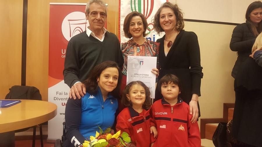 Accademia Olimpica Beneventana di Scherma, Sara Furno nominata Delegato Provinciale di Benevento
