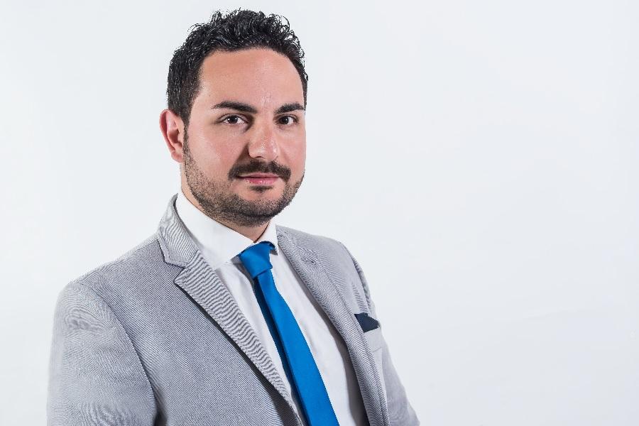 Leonardo Palazzo,  consigliere comunale a Castelpoto, da le dimissioni per candidarsi a Benevento