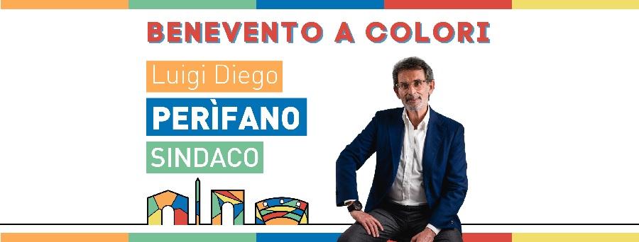 """""""Benevento a colori"""": parte la campagna di comunicazione di Luigi Diego Perifano"""