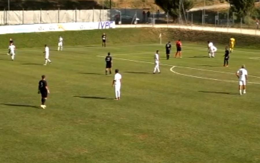 Il Benevento supera in amichevole la Reggina 3 a 1. Assist-man Oliver Kragl.