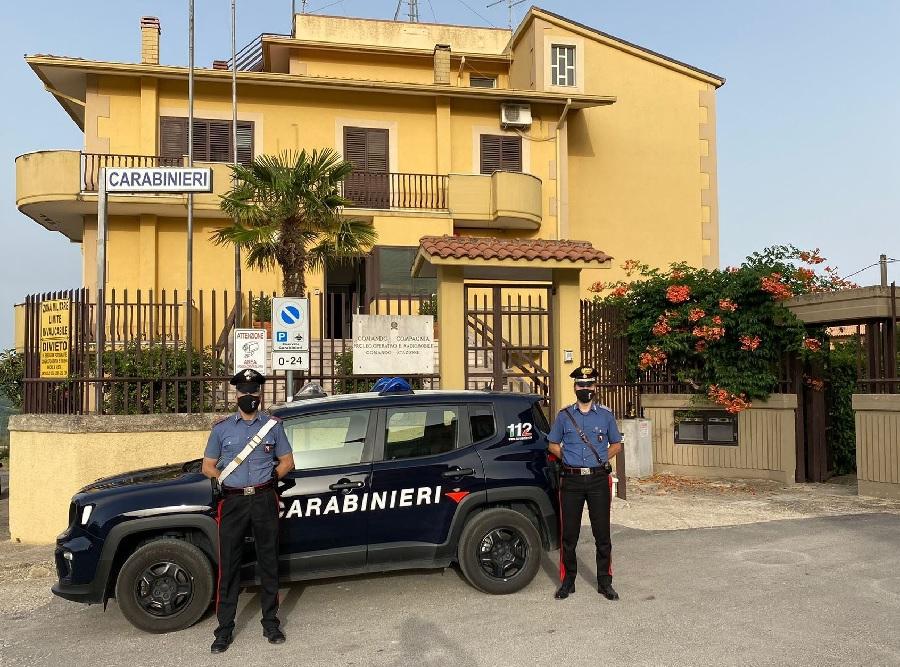 Valfortore: nuova operazione dei Carabinieri contro la detenzione e spaccio di droga