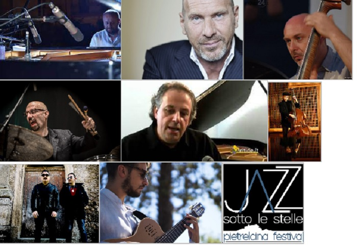 Jazz sotto le stelle: al via il festival musicale