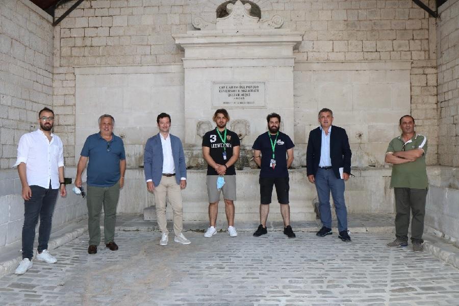 """""""L'architettura dell'acqua"""", incontro organizzato dal Forum Camp dei Giovani"""