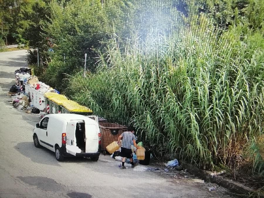 Asia. Ecopunti, diminuiti sversamenti illeciti aumentata la percentuale raccolta differenziata